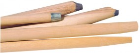 Holzstiel 28 mm