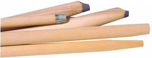 Holzstiel 24 mm Alugewinde