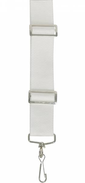 Gurtband Metallschnalle