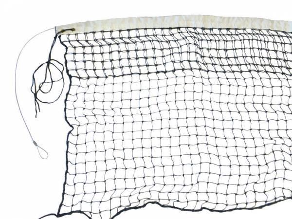 Tennisnetz 2,5 mm mit Doppelreihen