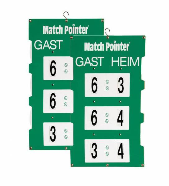 Matchpointer L-Doppelpack