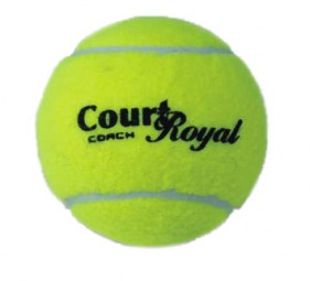 Tennisball Court Royal Coach