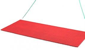 Schleppmatte Hart-PVC